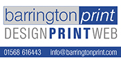 barringtonprint Design Print Web in Herefordshire