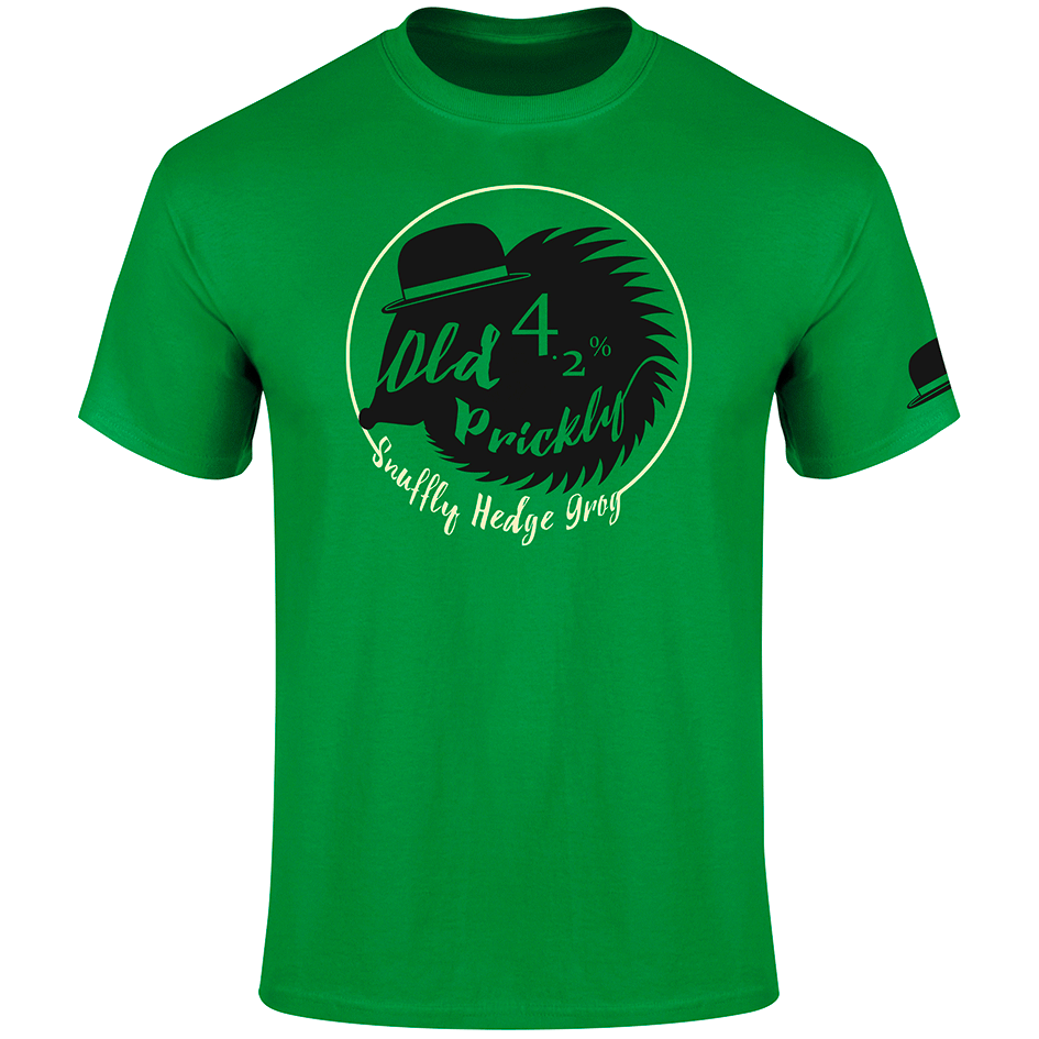 Old Prickly Beer T-shirt