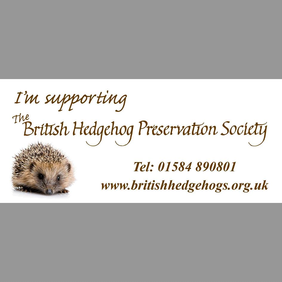 Support BHPS Car Sticker